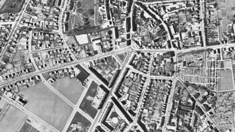 239400a74437 Ringsteds historiske luftfoto