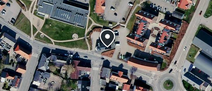 Huset I Asnæs Asnæs Firma Krakdk